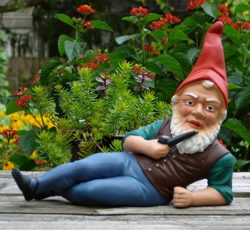 The Garden Gnome