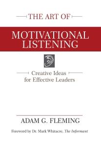 Motivational Listening art front cover